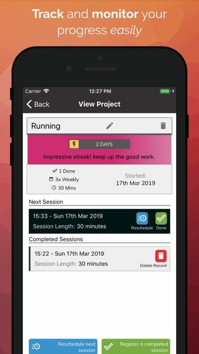 Screenshot of Do More | AI Powered Habits App