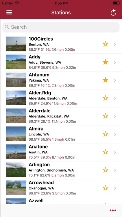AgWeatherNet screenshot-0