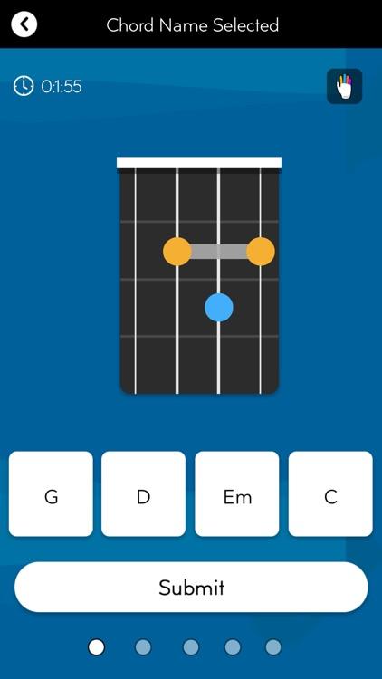 Tunefor Ukulele tuner & chords screenshot-5