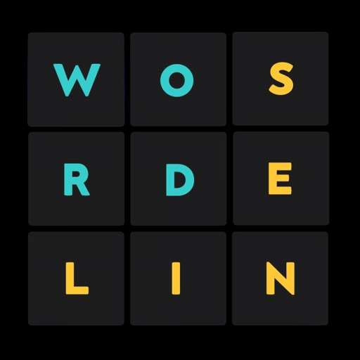 WORD LINES - Hidden Words Game icon