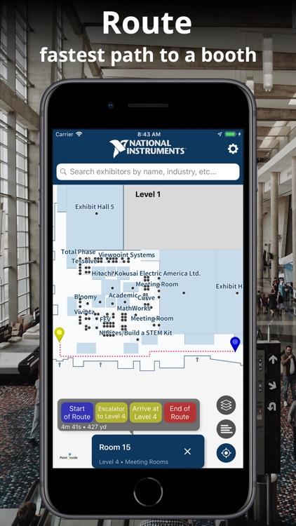NIWeek Maps screenshot-3