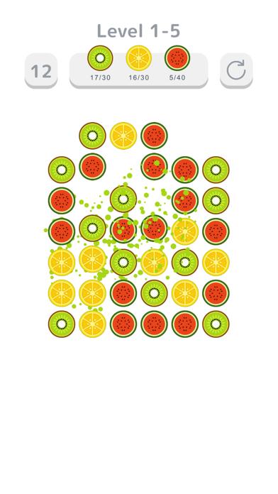 Fruits dot screenshot 2