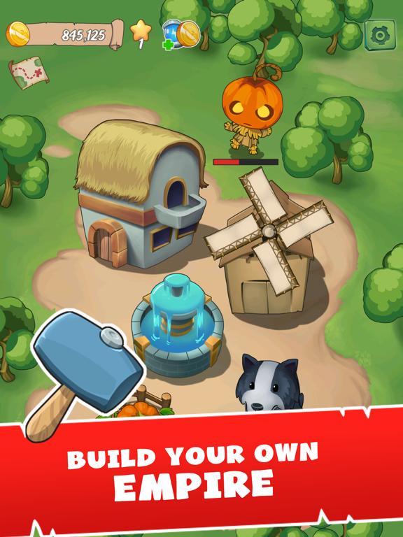 Mini Empires screenshot 1