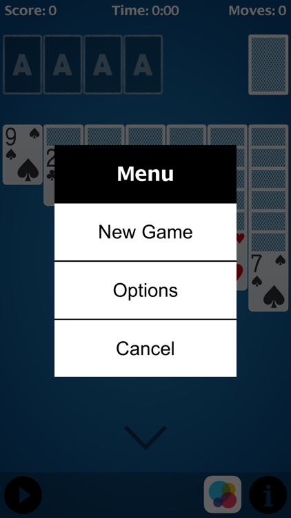 solitaire cube - free cell