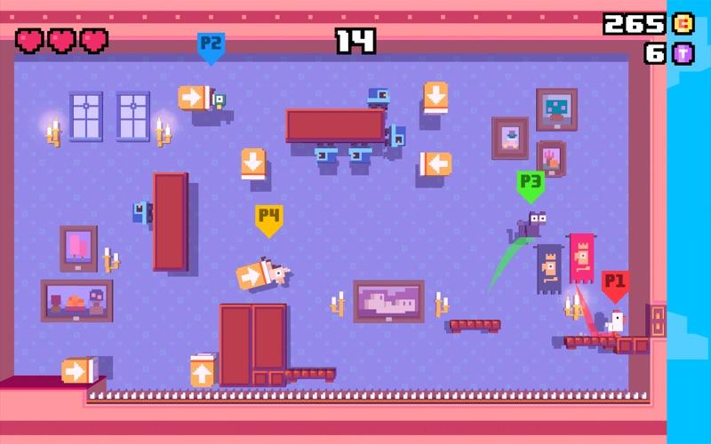 Crossy Road Castle screenshot 5