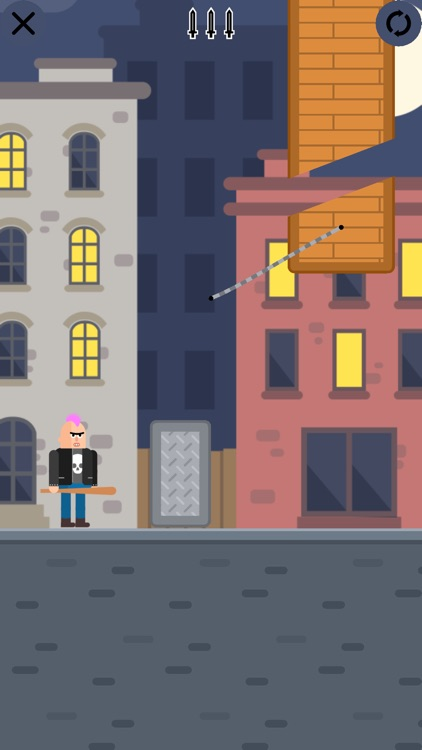 Mr Ninja - Slicey Puzzles screenshot-7