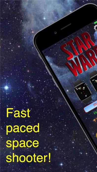 Star Warp for Watch screenshot 6