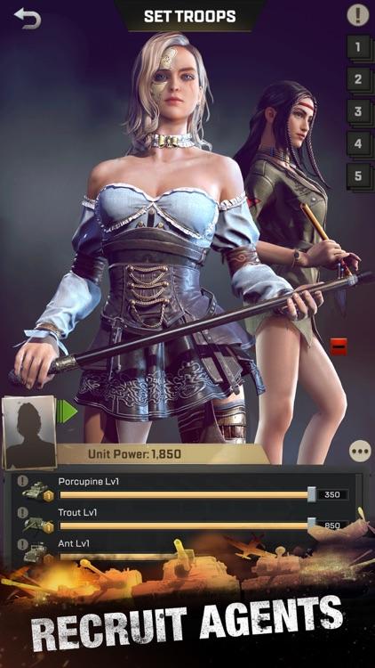 Kiss of War screenshot-4