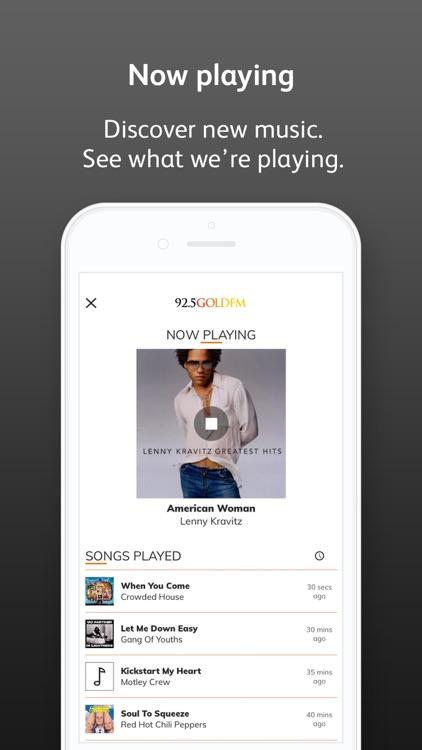 Gold FM screenshot-3