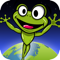 App Icon for Froggy Jump App in United Arab Emirates IOS App Store