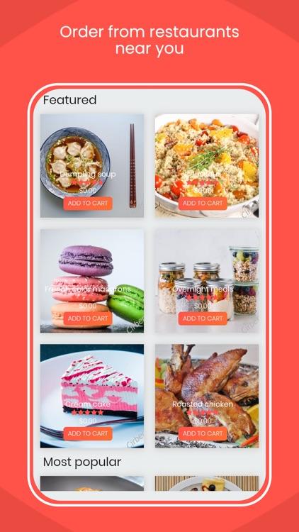 Cirber - Online Food Order