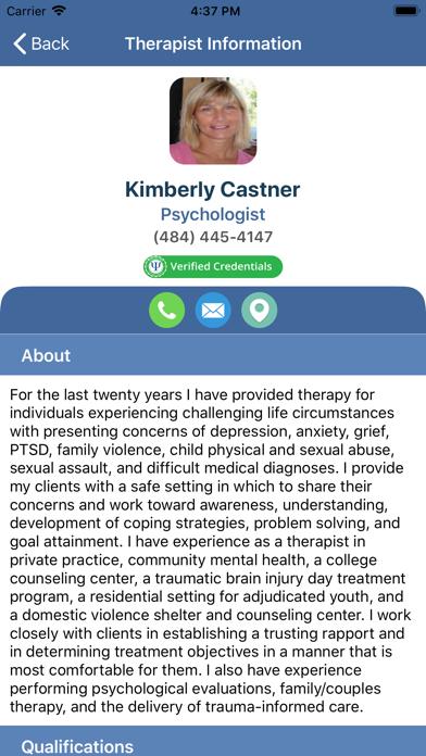 点击获取Find a Therapist