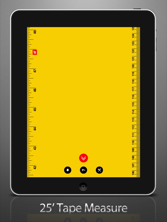 Ruler - With Tape Measure and Unit Converter screenshot