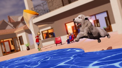 Dog Town - Pet Hotel Simulator screenshot #1
