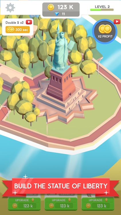 Idle Landmark Tycoon screenshot-3