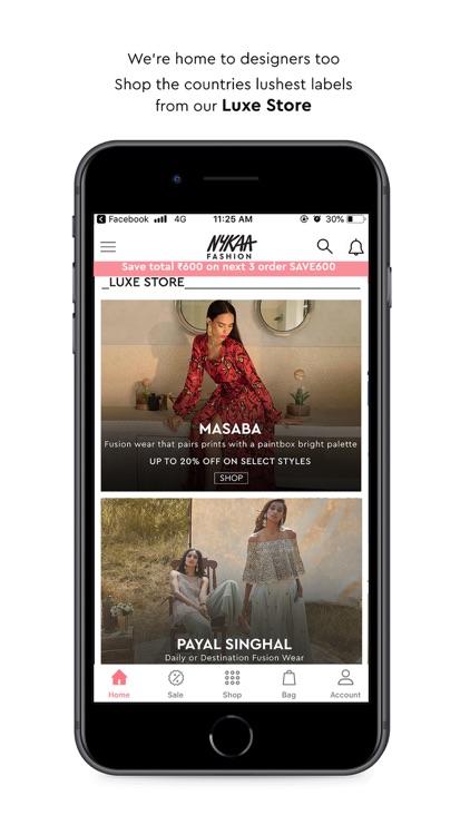 Nykaa Fashion - Shopping App screenshot-8