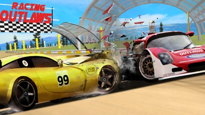 Racing Outlaws MMX Car Raceのおすすめ画像2