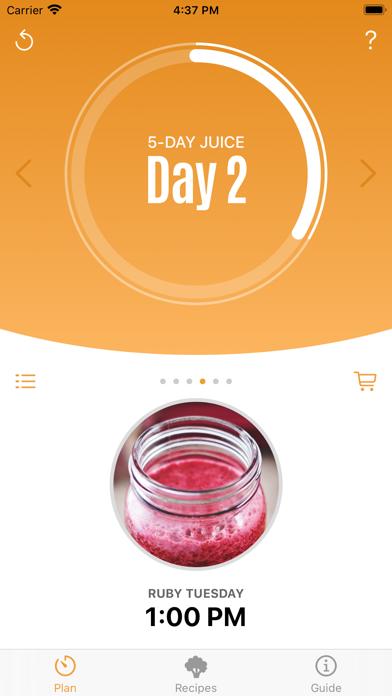 Jason Vales 5 Day Juice Diet review screenshots