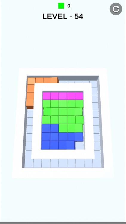 fill cubes : color road fill screenshot-6
