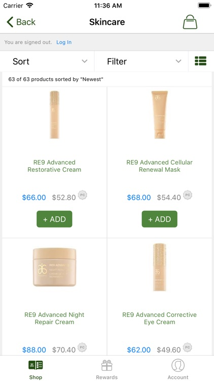Shop Arbonne screenshot-1