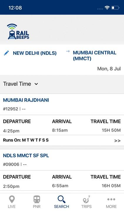 NDTV Rail Beeps screenshot-3