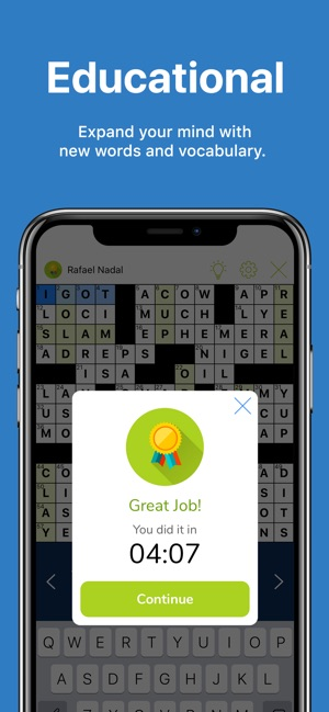 Crossword Puzzles On The App Store