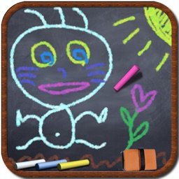 Real ChalkBoard for iPad