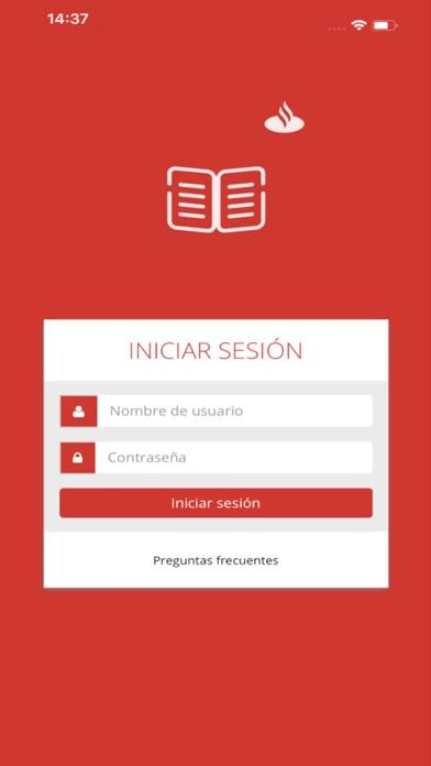 Santander Accionistas screenshot #1