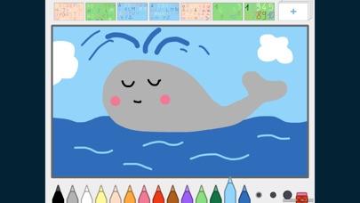 Ellou - kid draw and paint screenshot #5