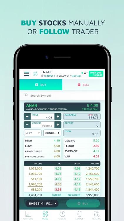 SKYNET Stock Trading screenshot-5