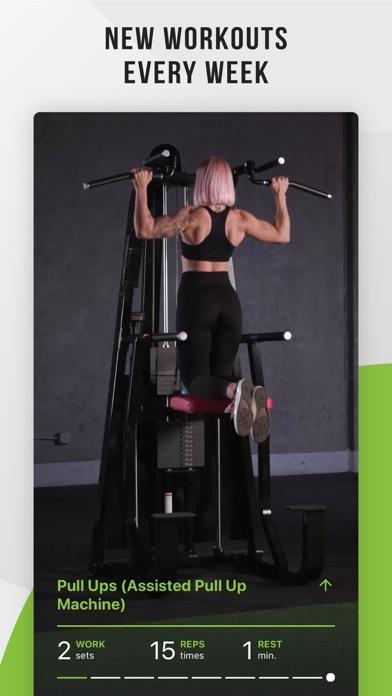 Fit With Iulia - Fitness Appのおすすめ画像4