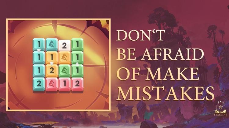 MISLEAD-Number Maze screenshot-3
