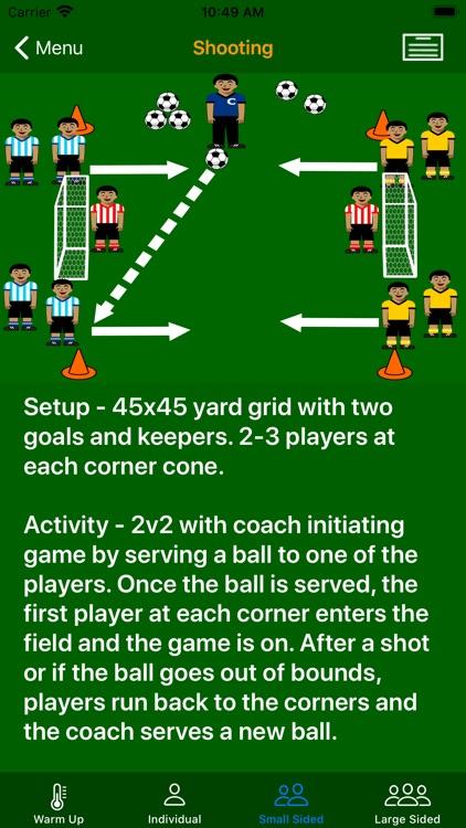 Soccer Practice Pro screenshot-3