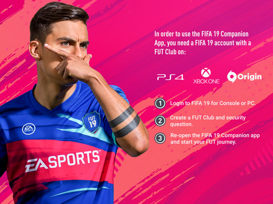 EA SPORTS™ FIFA 21 Companion screenshot 7