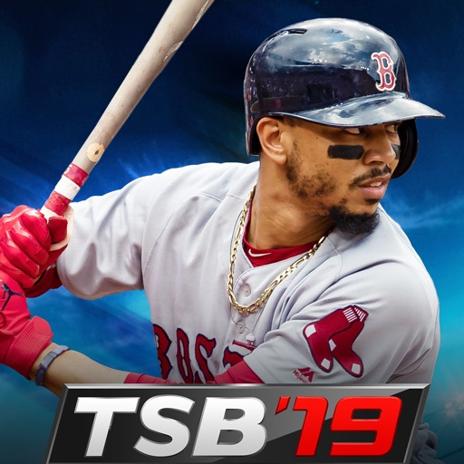 MLB Tap Sports Baseball 2019 app for ipad