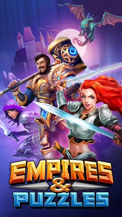 Empires & Puzzles: RPG Quest screenshot-4