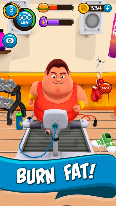 Screenshot from Fit the Fat 2