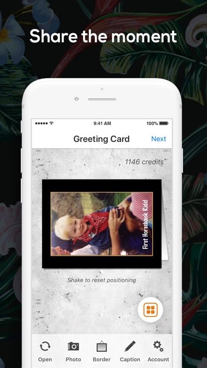 Greeting Cards App by SnapShot screenshot-5