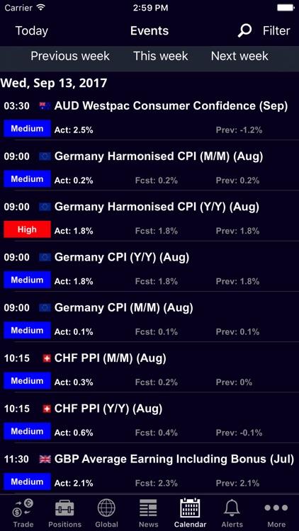 FCI Mobile Trader screenshot-3
