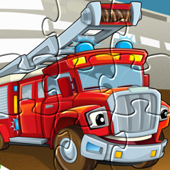 ‎Cars Puzzle Fun Games for Kids