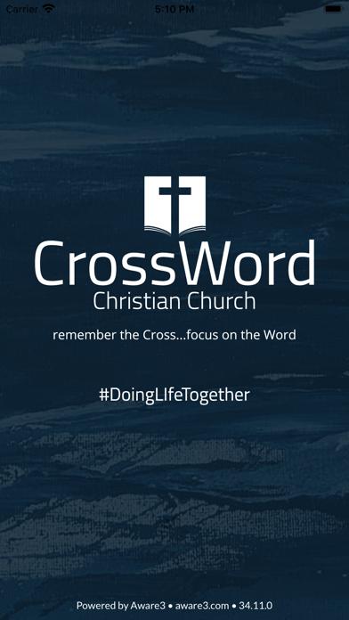 CrossWord Christian Church screenshot #1