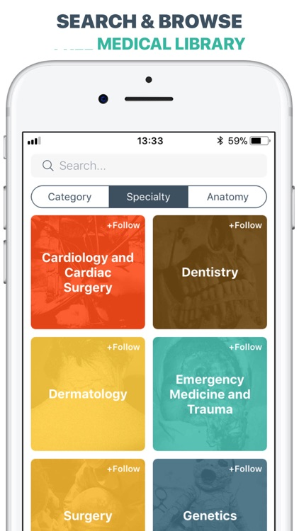 MEDizzy - Medical Community screenshot-5