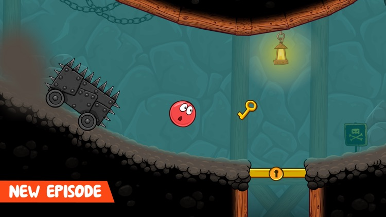 Red Ball 4 (Ad Supported) screenshot-4