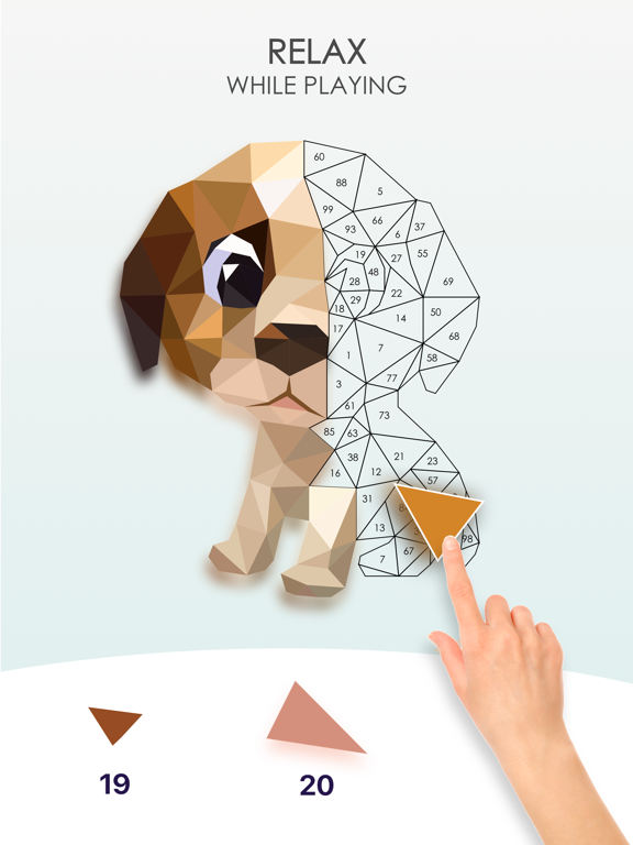 Poly Art Jigsaw HD Puzzle Game screenshot 8