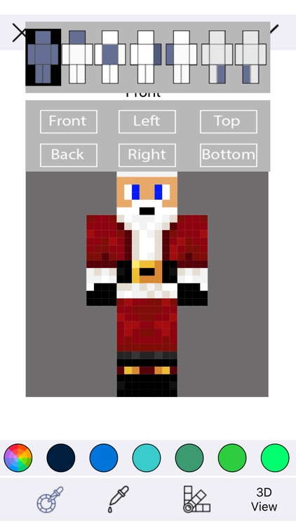 Skins for Minecraft PE and PC screenshot-2