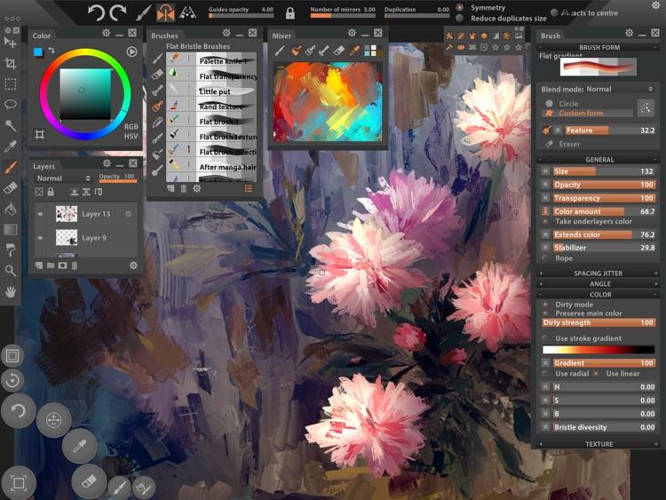 Paintstorm Studio screenshot-3