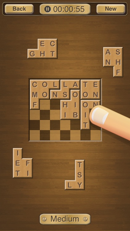 Word Jigsaw! screenshot-0
