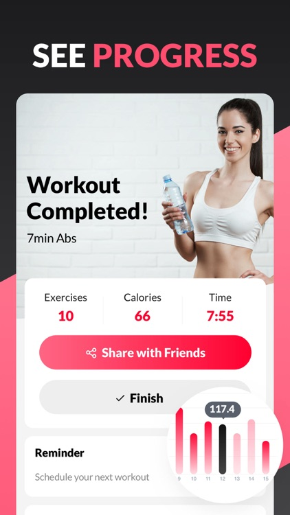 Workout for Women. Fitness App screenshot-4