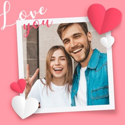 Love Collage : Photo Frames