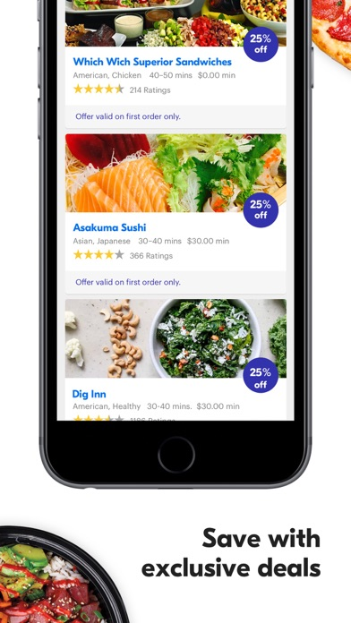 download Grubhub: Local Food Delivery apps 5